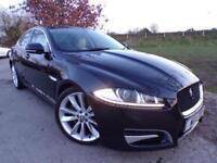 2011 Jaguar XF 3.0d V6 S Portfolio 4dr Auto Parking Aid Pack! DAB! 4 door Sa...