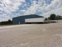 8,400 Sq.Ft. Warehousing building W/ truck loading bay for lease