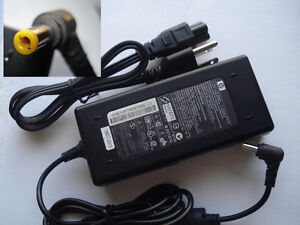 HP COMPAQ 90W AC Adapter PPP014S 0220A1890 324816-003 325112-001