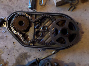 chain case from Skidoo legend