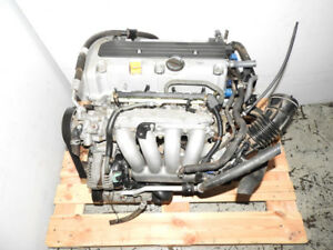HONDA ACCORD ELEMENT K24A DOHC I-VTEC ENGINE JDM K24A MOTOR