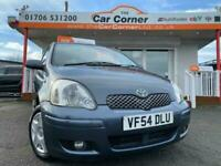 2004 Toyota Yaris VVTI BLUE used cars Rochdale, Greater Manchester Hatchback Pet