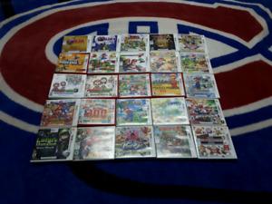 JEUX 3DS ET DS