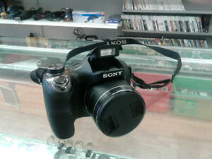 Comme Neuf Sony Cyber-Shot DCSH300B 20.1Mpx optique Zoom 35x.