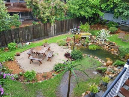 Furnished Granny Flat under house $220pw inclusive