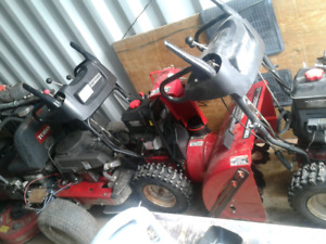 - LICENCED SMALL ENGINE MECH. for *SNOWBLOWER *GENERATOR *MOWER+
