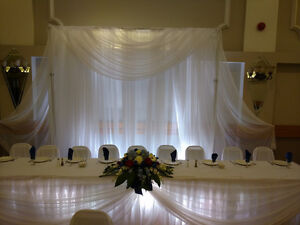 Chair Covers, Linens, & Decor for Weddings/Events Cambridge Kitchener Area image 5