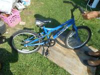 vélo enfant MIELE  20 pouces  unisexe