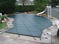 Pool Safety Covers – Affordable and Professionally Installed