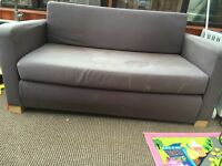 Free IKEA Ullvi 2 seater sofa bed