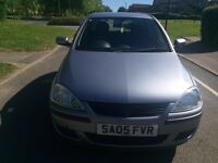 Vauxhall Corsa 2005. 998cc 5 Door. Only done 70000 miles