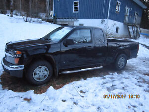 2006 Chevrolet Colorado LT Pickup Truck
