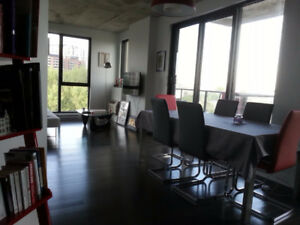 All furnished & Luxurious Griffintown / Condo Meublé & Luxueux