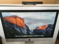 Apple iMac 27-inch 5K 2015 with AMD Radeon Graphics , 1TB HDD, 3.2GHz
