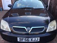 Vauxhall vectra 1800 petrol and LPG swap