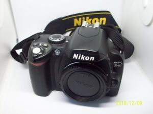 NIKON D40 - DSLR Camera