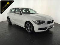 2013 63 BMW 118D SPORT 5 DOOR HATCHBACK 1 OWNER SERVICE HISTORY FINANCE PX