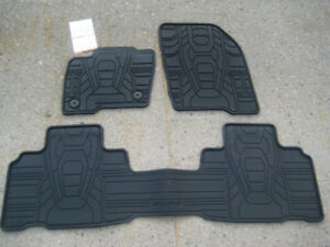 Ford Rubber Floor Mats for Explorer and Edge (Brand New)