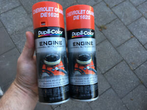 Chevrolet High Temperature Engine Paint