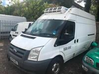 Ford Transit LWB FRIDGE/FREEZER, 2010REG, SPARES OR REPAIRS FOR SALE