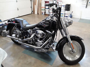 2002 Harley Davidson Fatboy For sale