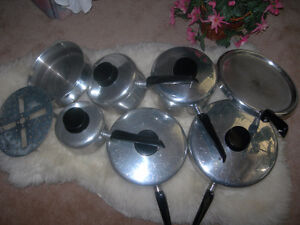 Pots and Pans Antique - Wearever