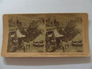 ANTIQUE STEREOVIEW DOMINION STEREOSCOPIC LONDON ON LABATT BREWER