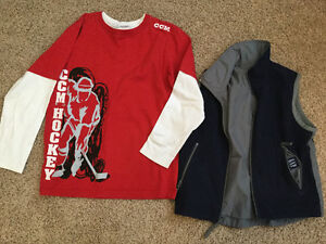 Boys size Youth Medium (7/8)