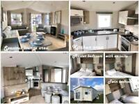 Brand new 2018 Model Static Caravan For Sale By The Beach