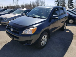 2010 Toyota Rav4 - 172,000kms! CERTIFIED! Runs great!