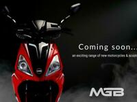 2021 MGB A9 50cc Automatic Learner Legal Scooter