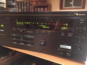 Nakamichi CR-5, discrete head cassette deck