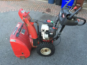 Snowblower! Moving sale- Used 2 seasons only.