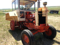 PARTING OUT 930 CASE TRACTOR
