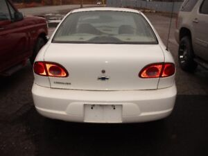 2000 Cavalier Individual Parts For Sale