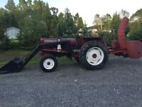 David Brown 950 tractor