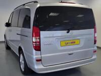 2014 Mercedes-Benz Viano Diesel silver Automatic