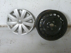 VW vehicle Tires and Rims 16 inch