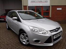 2012 (62) Ford Focus 1.6TDCi ( 115ps ) Edge - Silver