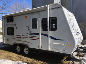 Roulotte 20 pied jayco 2008