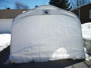 Abri Polar pour auto 11 x 20