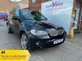 image for 2011 BMW X5 XDRIVE40d M SPORT Auto ESTATE Diesel Automatic
