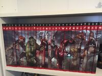 Marvels mightiest heroes graphic novel collection