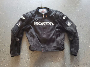 Honda Joe Rocket Pants and Jacket New