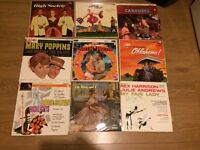 9 mixed musicals records