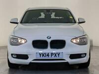 2014 BMW 116D EFFICIENTDYNAMICS CLIMATE CONTROL PARKING SENSORS SERVICE HISTORY
