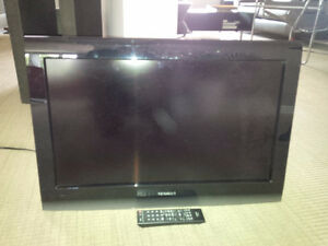 "Toshiba 26"" TV with Full Motion Wall Mount"
