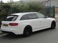 2012 Audi RS4 Avant 4.2 TFSI Avant S Tronic Quattro 5dr