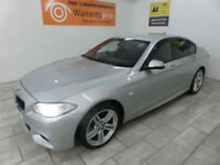 2014,BMW 525 2.0TD 218bhp Auto M Sport***BUY FOR ONLY £82 PER WEEK***