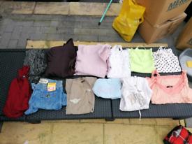 Ladies size 12 clothes bundle £5.00